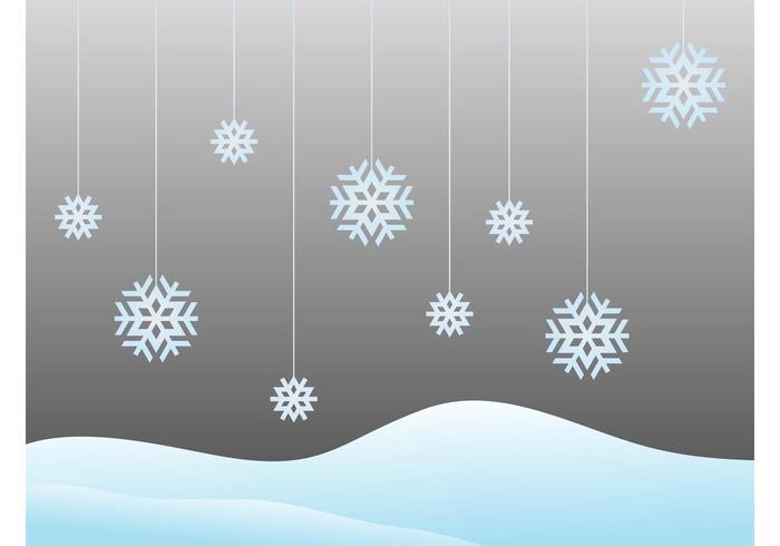 Decoraciones de Nieve