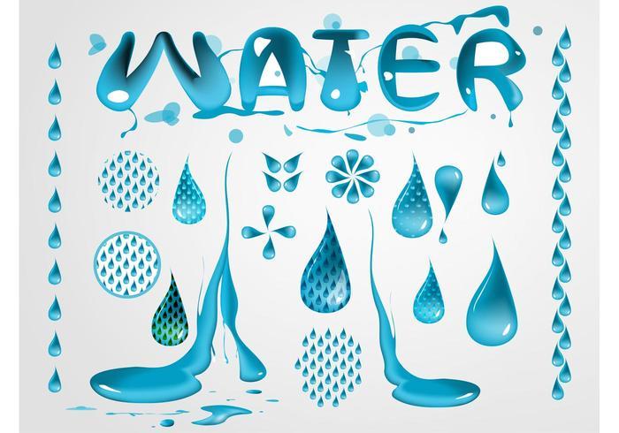 Water Vectors