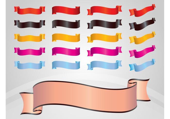 Shiny Ribbons