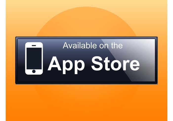 App Store-knappen