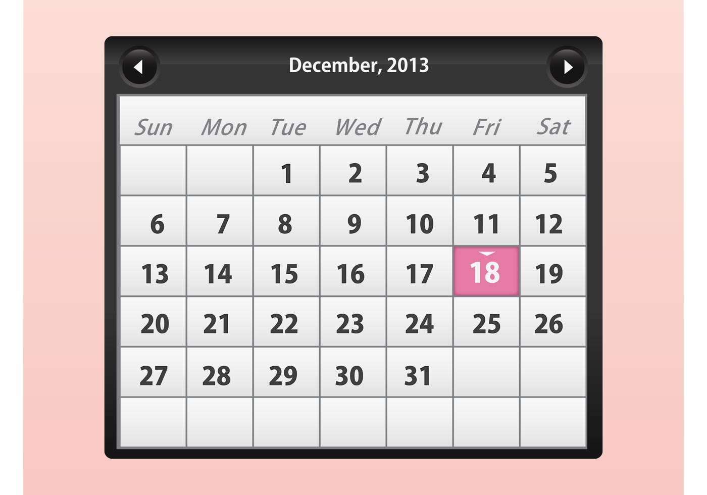 Calendar Vector Art Free : Free calendar vector art downloads