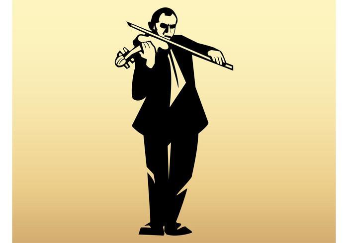 Musician Vector