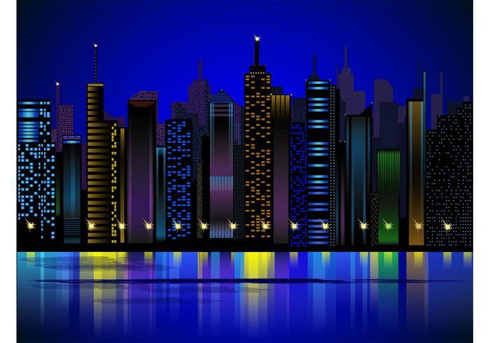 Grandes gráficos de la ciudad