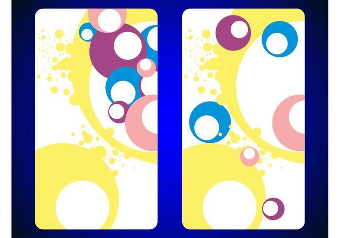 Pop Art Splatter Designs