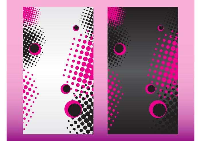 Colorful Circles Backgrounds