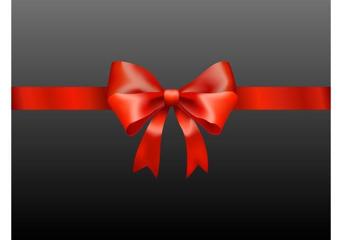 Realistic Present Ribbon