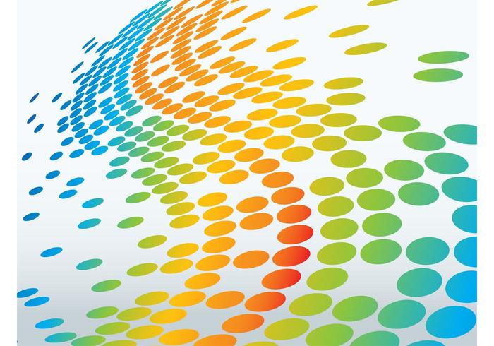 Colorful Dots Pattern