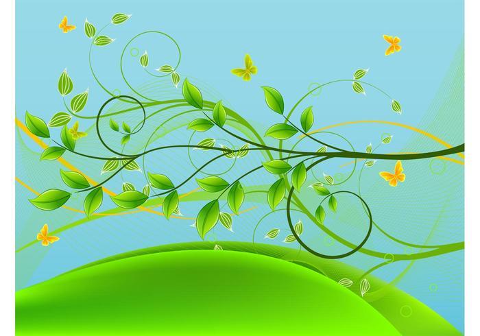 Fresh Spring Nature