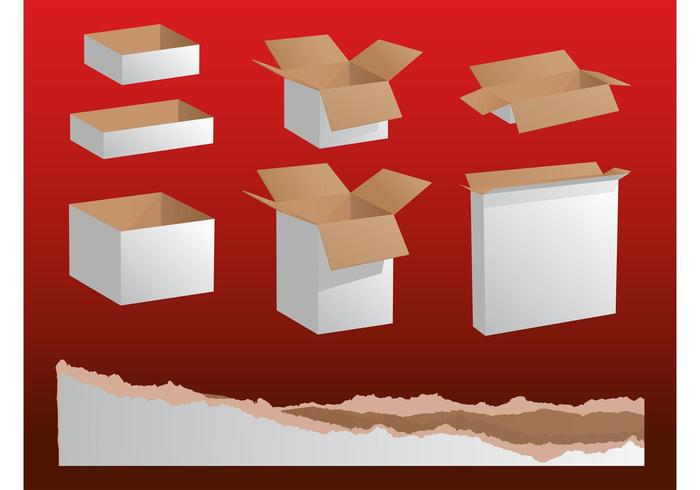 Paper Boxes Graphics