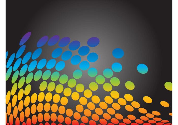 Abstract Rainbow Vector