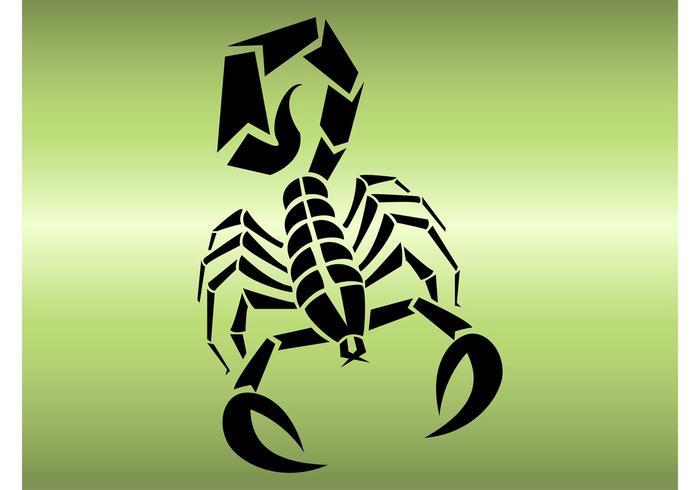 Scorpion Tattoo Graphics