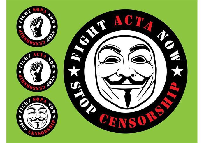 ACTA SOPA märken
