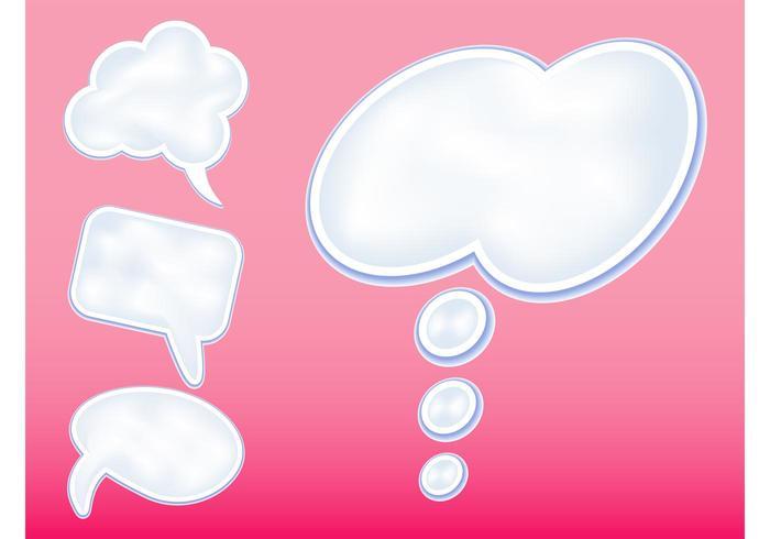 Speech Balloon Graphics