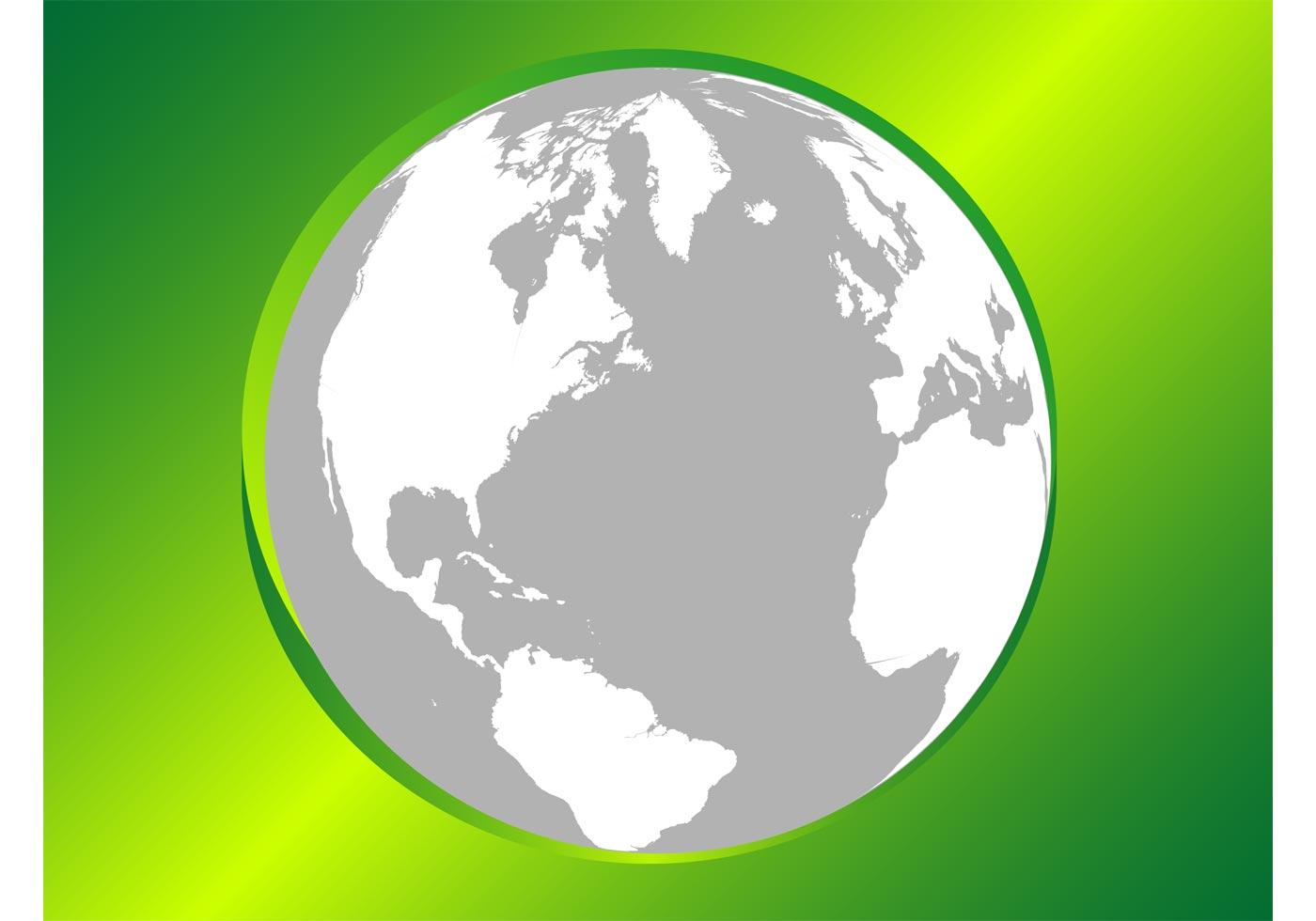 Free globe vector