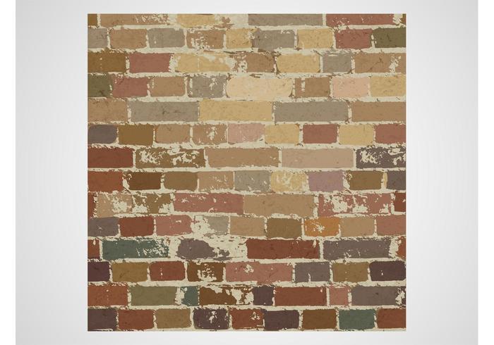 Realistic Wall Pattern