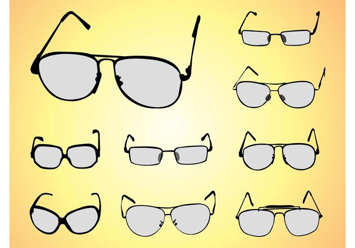 Glasses Vectors