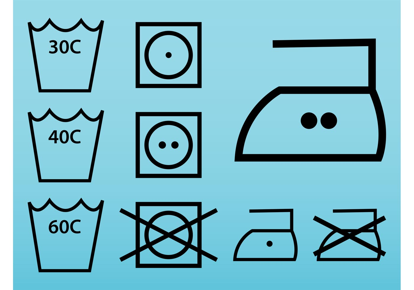 Clothing Label Icons Download Free Vector Art Stock Graphics Images