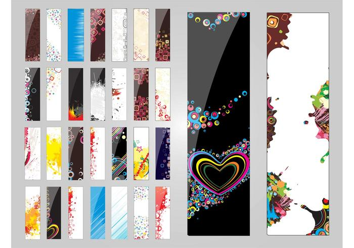 Colorful Banner Vectors