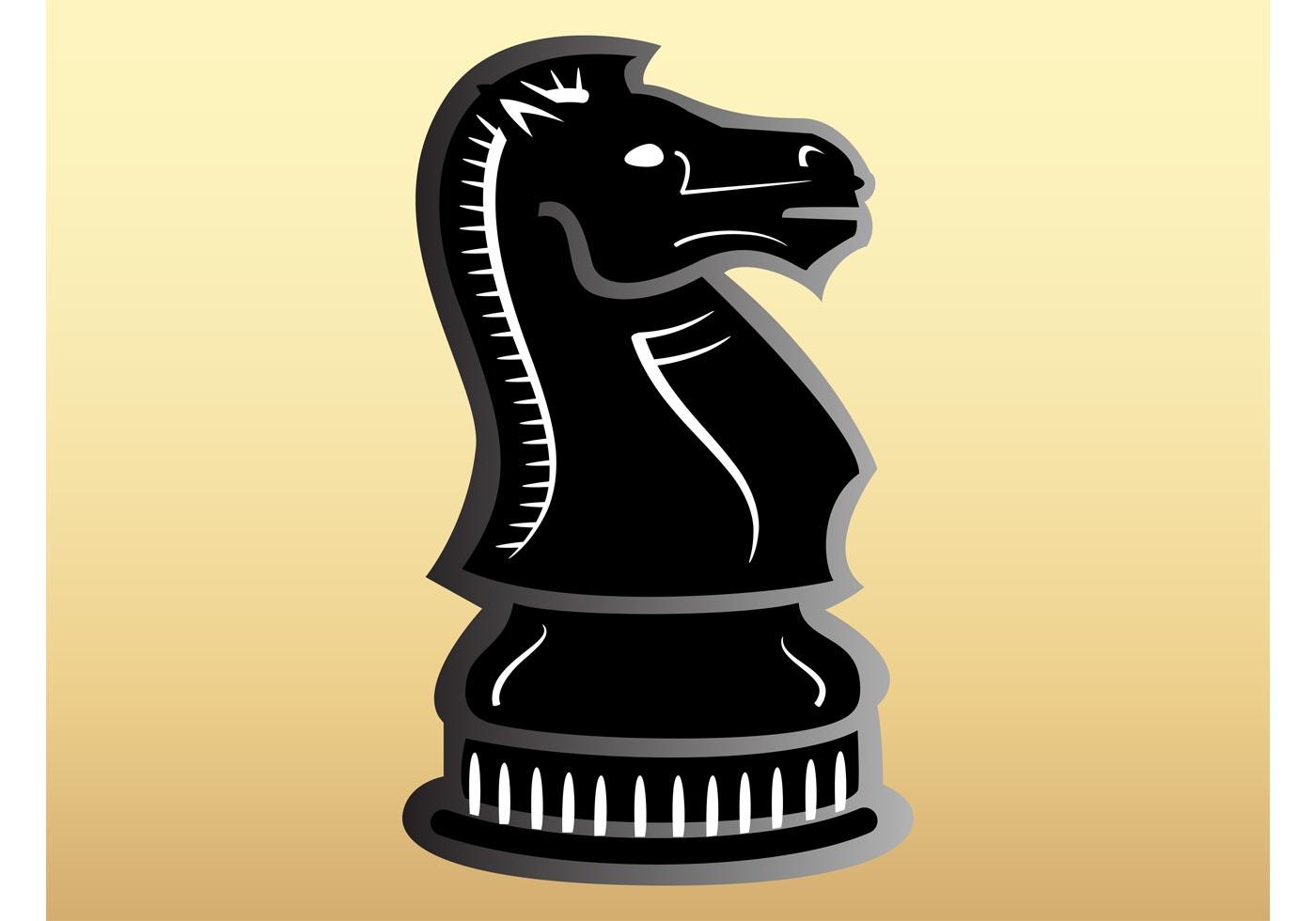 Knight Chess Piece Free Vector Art 780 Free Downloads
