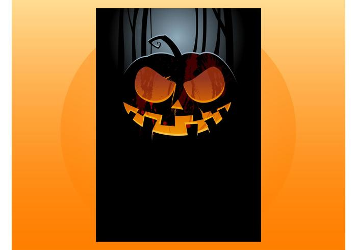 Halloween Flyer Graphics - Download Free Vector Art, Stock ...