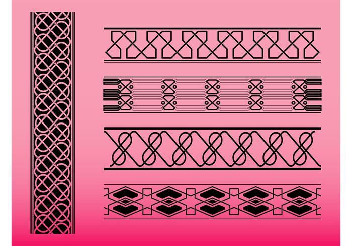 Remsor mönster