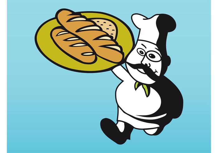 Baker Cartoon