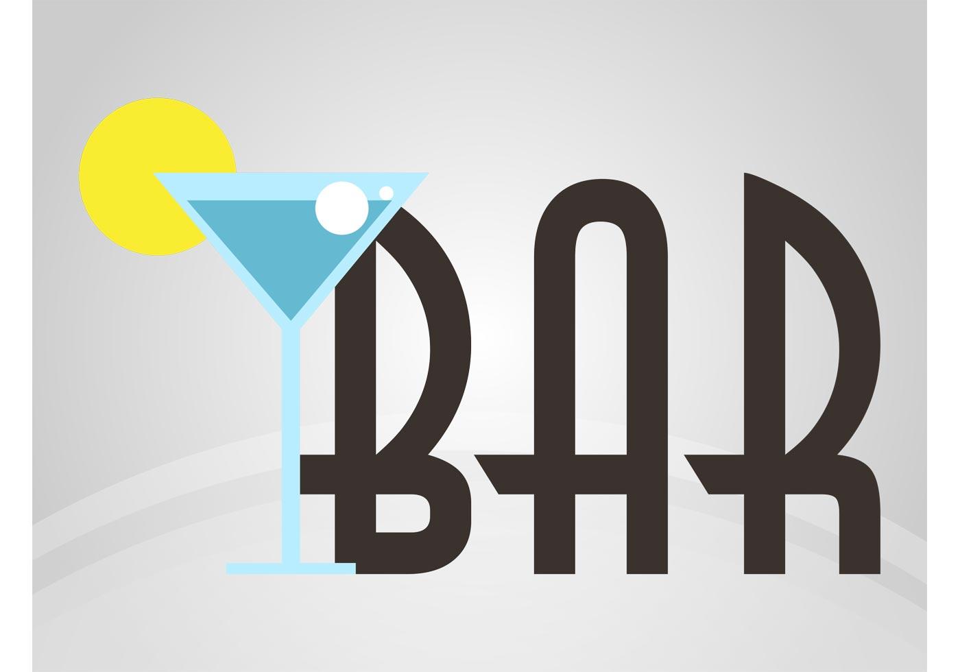 bar text art