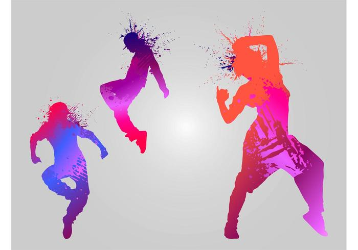 Dancing Silhouettes