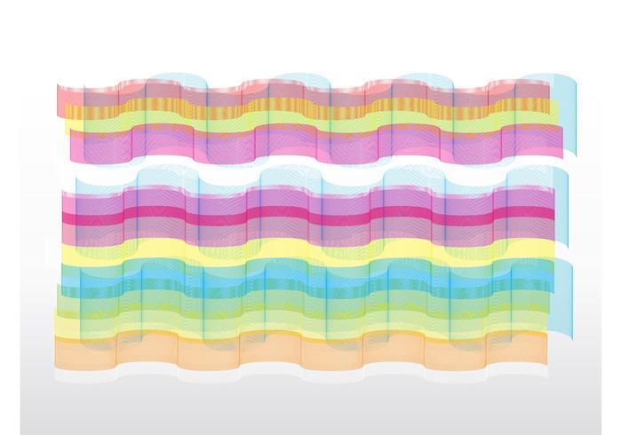 Líneas de arco iris