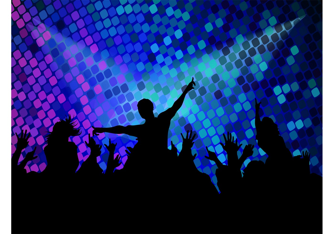 Disco Party Footage Download Free Vector Art Stock