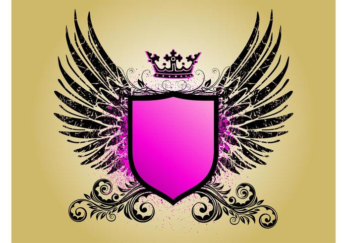Royal Shield Design