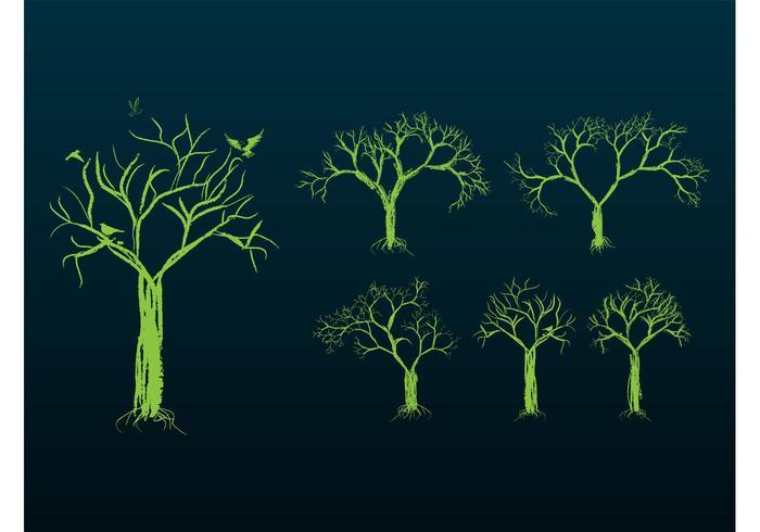 Diseños del árbol