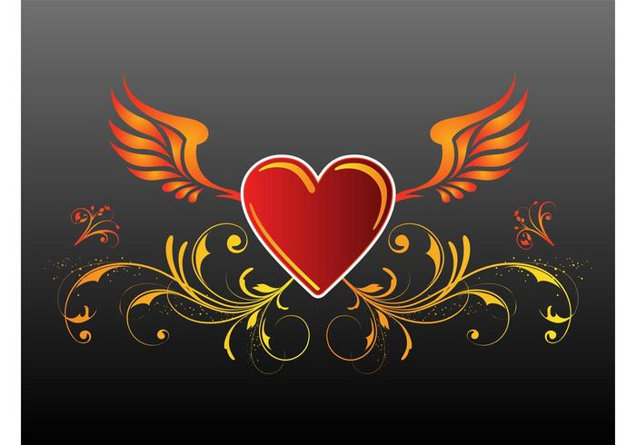 Winged Heart Design