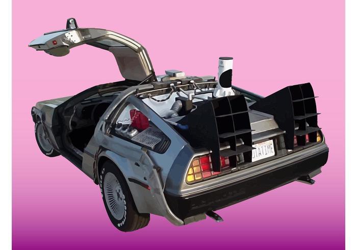DeLorean Vector