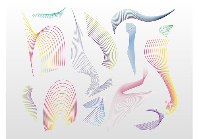 Líneas espirales