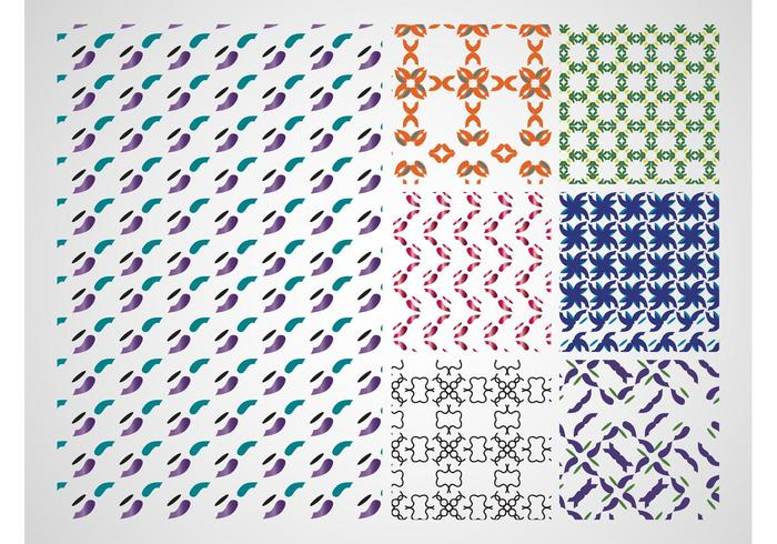 Colorful Patterns Design