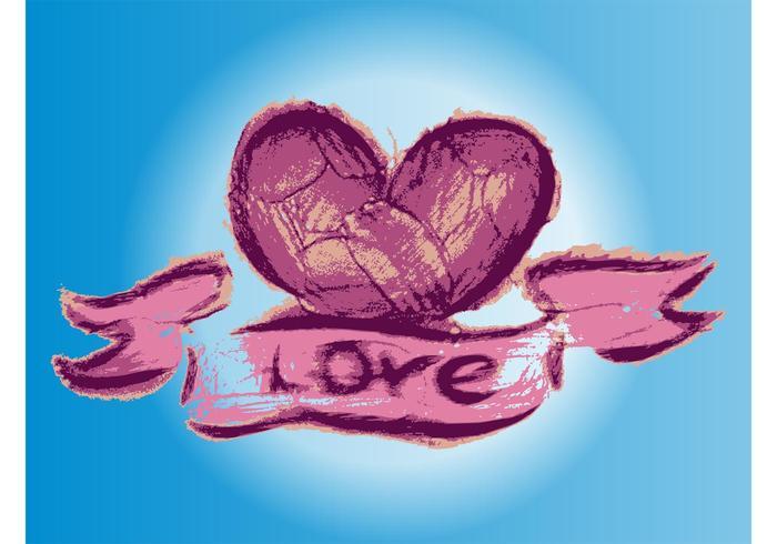 Heart Sketch Design
