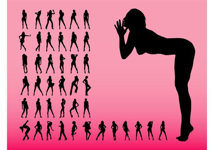 Sexy Women Graphics