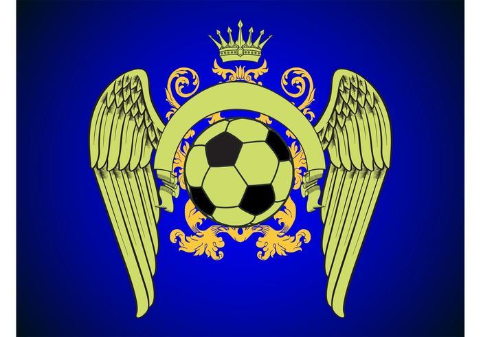 Vector de fútbol