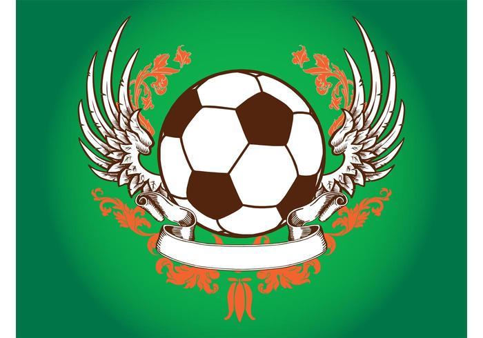 Retro Football Design