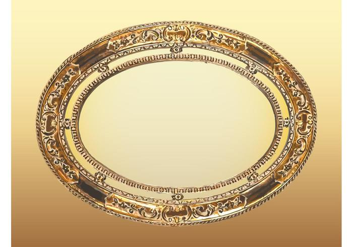 Brand-new Gold Oval Free Vector Art - (3792 Free Downloads) EF15