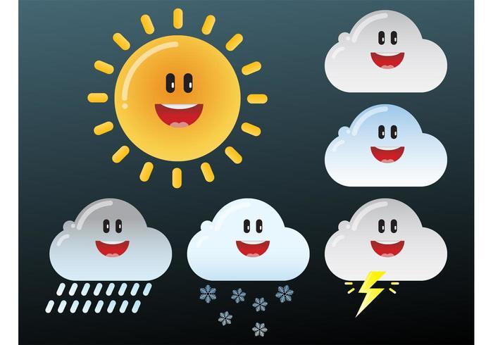 Weather Cartoons