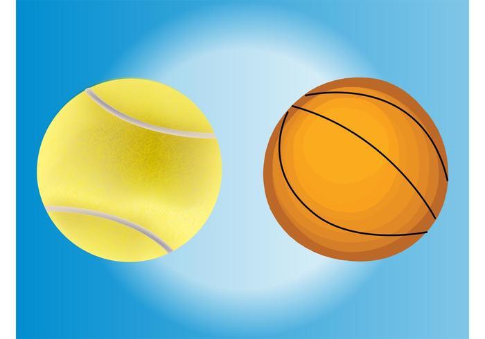 Balls Vectors