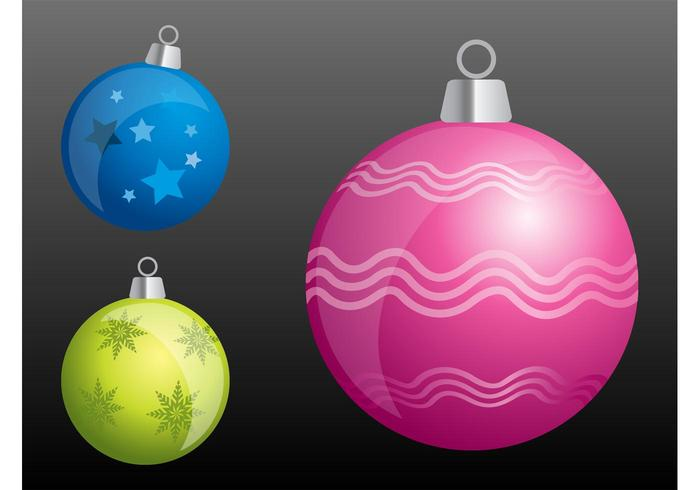 Christmas Balls Graphics