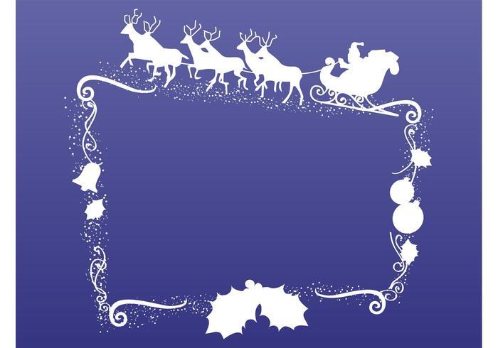 聖誕節邊框 免費下載 | 天天瘋後製