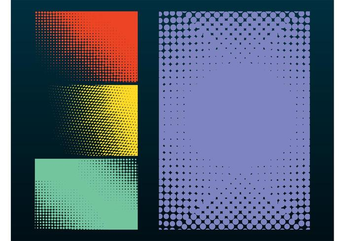 Halftone Patterns