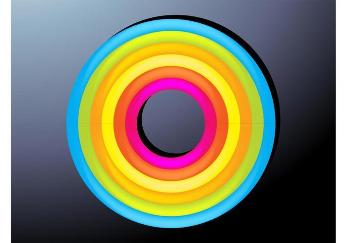 Circles Graphics Art