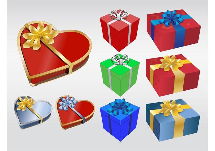 Gifts Vectors