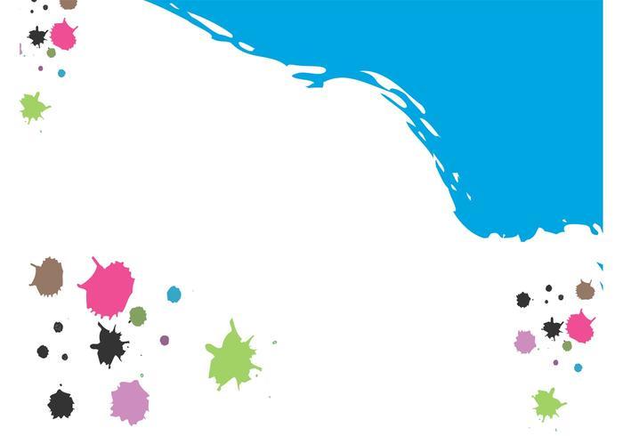 Splatter Background