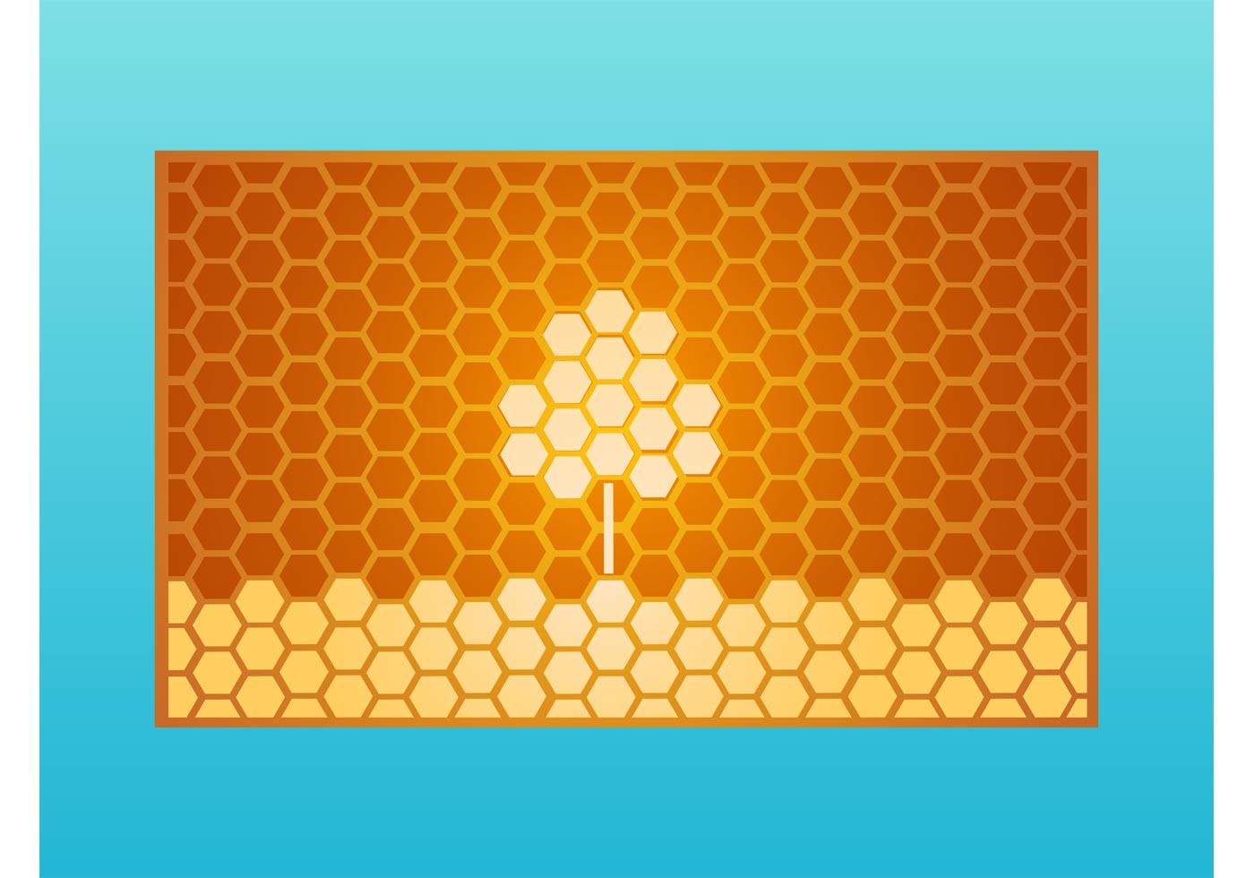 Honeycomb Tree - Download Free Vector Art, Stock Graphics ...